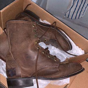 New Laredo boots